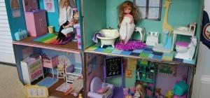 Домики для Барби – мечта многих девочек
