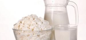 Что приготовить из прокисшего молока и творога