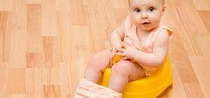 Как лечить жидкий стул у малыша
