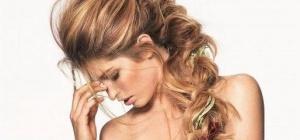 Как заплести косы из кудрявых волос
