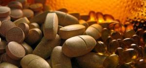 Какие витамины следует пить при остеохондрозе