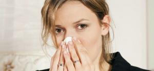 Сколько времени насморк заразен для окружающих