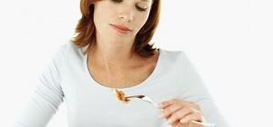 Симптомом каких болезней может стать потеря аппетита
