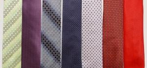 Из какой ткани шьют галстуки