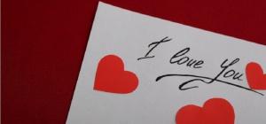 Как написать любовное признание
