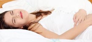 Основные симптомы язвы желудка и гастрита