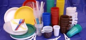 Вредна ли одноразовая посуда