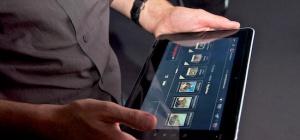 Как проверить баланс МТС на планшете