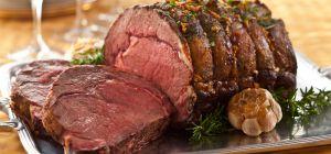 Мастер-класс: как запечь ростбиф из говядины