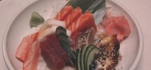 Как приготовить чираши-суши,