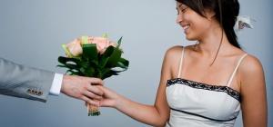 Цветы в подарок: как правильно выбрать букет