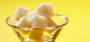 О пользе сахара