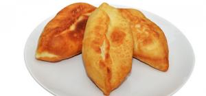 Необычные и вкусные пирожки с огурцами