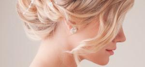 Как убрать волосы средней длины