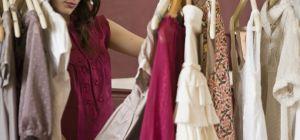 Что делать, если одежда лоснится
