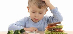 Чем кормить ребенка старше 1 года при пищевой аллергии