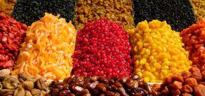 Польза сухофруктов для правильного питания