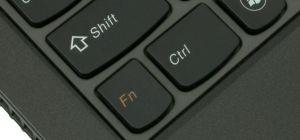 Зачем нужна кнопка Fn на ноутбуке или нетбуке?