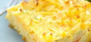 Как приготовить быстрый завтрак из яиц и спагетти
