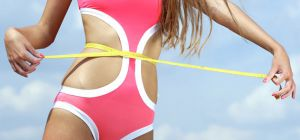 Как убрать лишние килограммы с талии