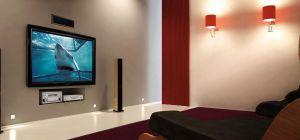 Плазменный телевизор как часть домашнего кинотеатра