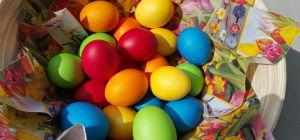 Как украсить яйца на Пасху своими руками