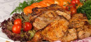 Новогодние блюда на год Красного Петуха