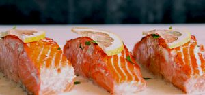 Как приготовить рыбные закуски для новогоднего стола