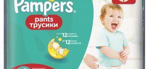 К первому шагу готовы: Pampers и Лунтик рекомендуют трусики для подвижных малышей
