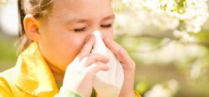Основные симптомы аллергии  у детей: как не перепутать с простудными заболеваниями