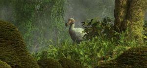 Птица додо: история истребления
