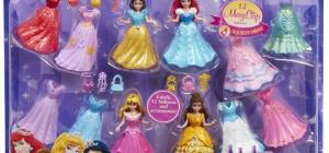"""Подарочный набор """"Disney Принцесса - Принцессы-модницы"""""""
