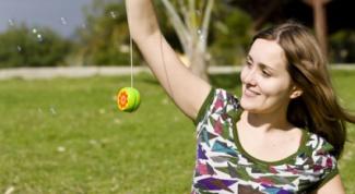 Как сделать игрушку йо-йо
