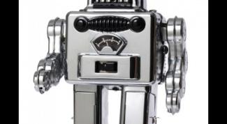 Как сделать робота своими руками из разных материалов