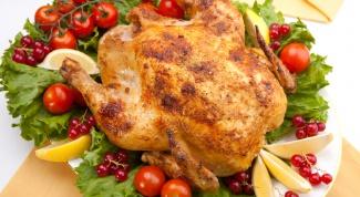 Как вкусно приготовить курицу в 2017 году