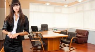 Как оформить кабинет