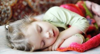 How to put the baby to sleep