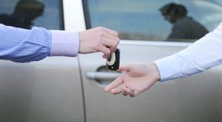 Как оформить продажу автомобиля в 2017 году