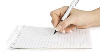 Характер человека: как определить его по почерку
