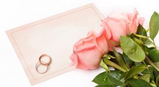 Как выбрать дату свадьбы