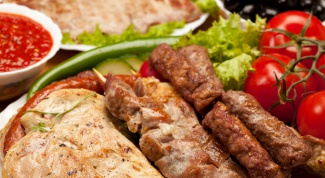 How to cook kebab