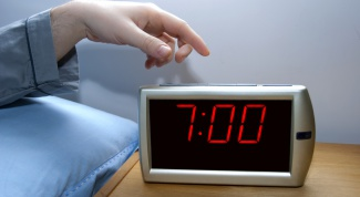 How to Wake up to the alarm clock, if his hearing is not perceived