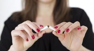Как помочь бросить курить