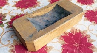 Как сделать деревянную пепельницу