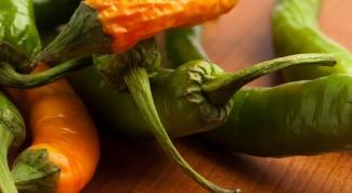 Как в домашних условиях вырастить острый перец