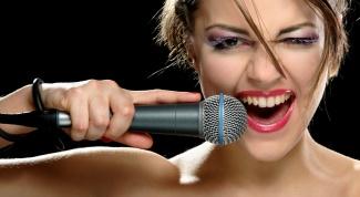 Как стать певицей в 2017 году