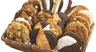 Как приготовить печенье из молока