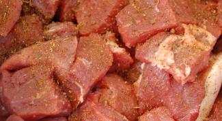 Как приготовить мясо по-албански
