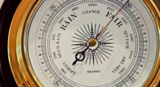 Как измерить высоту здания барометром