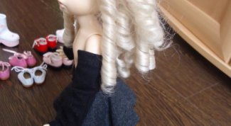 Как сшить обувь для куклы